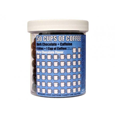 50 Cups of Coffee - Chocolate Flavor