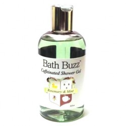 Bath Buzz Caffeinated Shower Gel
