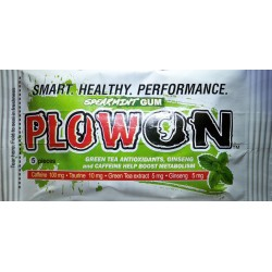 Plow On Energy Gum