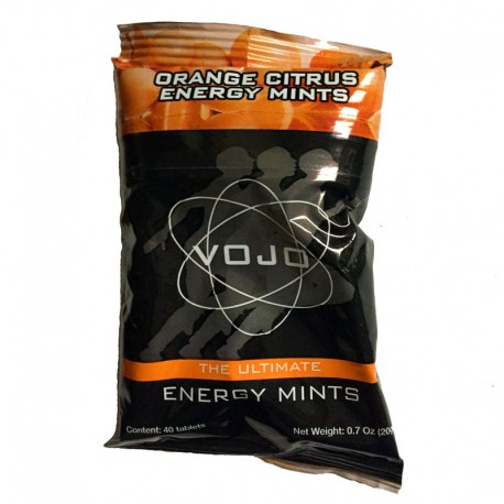Vojo Citrus Energy Mints